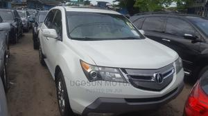 Acura MDX 2008 White   Cars for sale in Lagos State, Apapa
