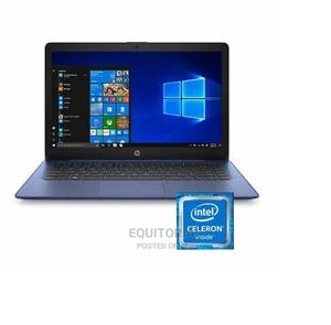 New Laptop HP Stream 14 4GB Intel Celeron SSD 60GB   Laptops & Computers for sale in Lagos State, Ikeja
