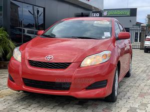 Toyota Matrix 2010 Red | Cars for sale in Lagos State, Ajah