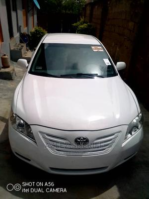 Toyota Camry 2009 White | Cars for sale in Oyo State, Ibadan