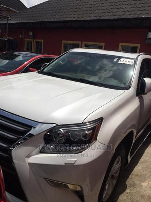 Lexus GX 2014 460 Luxury White | Cars for sale in Lagos State, Surulere