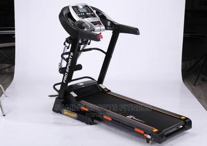 2.5hp Body Fit Treadmill   Sports Equipment for sale in Lagos State, Ikeja