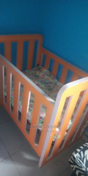 Baby Crib and Mattress | Children's Furniture for sale in Imo State, Owerri