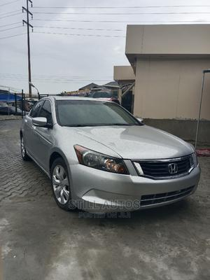 Honda Accord 2008 Silver | Cars for sale in Lagos State, Lekki