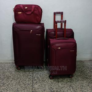 All Round Wheel Swiss Polo Trolley Luggage Wine Bag | Bags for sale in Lagos State, Ikeja