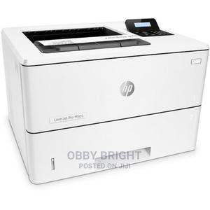HP Laserjet Pro M501dn Monochrome Laser Printer   Printers & Scanners for sale in Lagos State, Ikeja