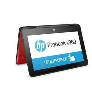 New Laptop HP ProBook X360 11 G4 4GB Intel Celeron SSD 60GB   Laptops & Computers for sale in Lagos State, Ikeja