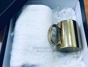 SOUVENIRS - Towel and Gold Mug | Other Services for sale in Lagos State, Surulere