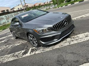 Mercedes-Benz CLA-Class 2015 Gray | Cars for sale in Lagos State, Agege