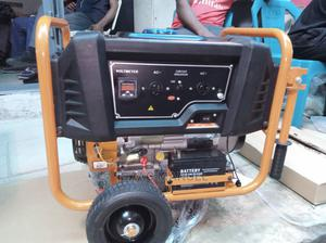 Powervalue Petrol Generator 4.5kva 100% Copper Wire | Electrical Equipment for sale in Lagos State, Ojo