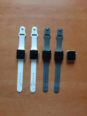 Original Apple Iwatch Series 3 38mm GPS+Cellular | Smart Watches & Trackers for sale in Osun State, Ife