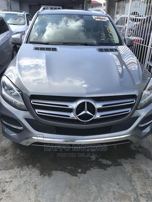 Mercedes-Benz GLE-Class 2016 Gray | Cars for sale in Lagos State, Ikeja