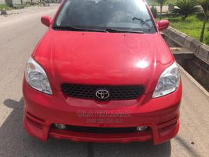 Toyota Matrix 2003 Red | Cars for sale in Abuja (FCT) State, Gwarinpa