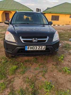 Honda CR-V 2003 Black | Cars for sale in Lagos State, Ikeja