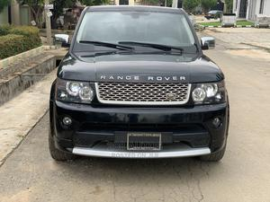 Land Rover Range Rover Sport 2007 HSE 4x4 (4.4L 8cyl 6A) Black | Cars for sale in Abuja (FCT) State, Gwarinpa