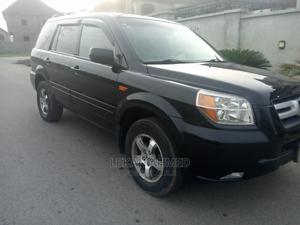 Honda Pilot 2006 LX 4x4 (3.5L 6cyl 5A) Black | Cars for sale in Abuja (FCT) State, Garki 1