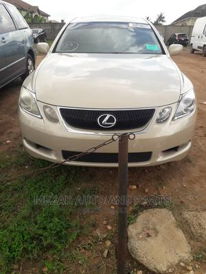 Lexus GS 2006 Gold   Cars for sale in Lagos State, Alimosho