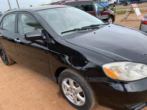Toyota Corolla 2004 Black | Cars for sale in Delta State, Oshimili South