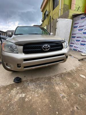 Toyota RAV4 2007 Gold   Cars for sale in Lagos State, Ogba