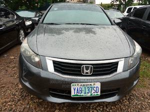 Honda Accord 2008 2.0i-Vtec Executive Gray | Cars for sale in Abuja (FCT) State, Central Business District