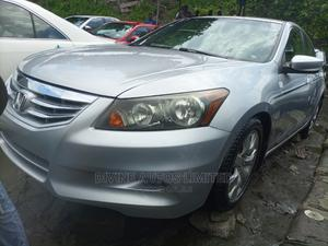 Honda Accord 2010 Coupe EX-L Silver | Cars for sale in Lagos State, Apapa