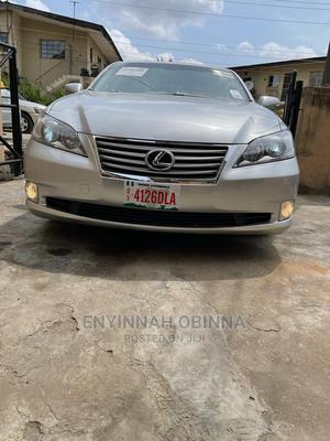 Lexus ES 2011 350 Silver   Cars for sale in Lagos State, Gbagada