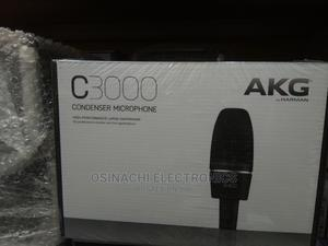 Akg Microphone C3000 | Audio & Music Equipment for sale in Lagos State, Ojo