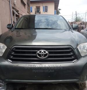 Toyota Highlander 2008 Limited Gray | Cars for sale in Lagos State, Oshodi