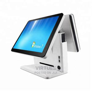 POS System Double Touchscreen 15.6+15.6   Store Equipment for sale in Lagos State, Ikeja