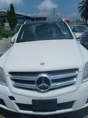 Mercedes-Benz GLK-Class 2012 350 White | Cars for sale in Rivers State, Obio-Akpor