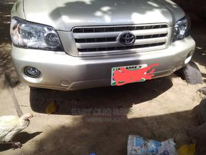 Toyota Highlander 2002 Limited V6 AWD Gold | Cars for sale in Lagos State, Amuwo-Odofin