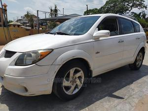 Pontiac Vibe 2003 Automatic White | Cars for sale in Ogun State, Abeokuta South
