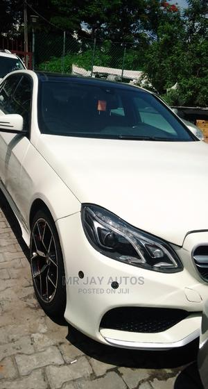 Mercedes-Benz E350 2012 White   Cars for sale in Lagos State, Ajah