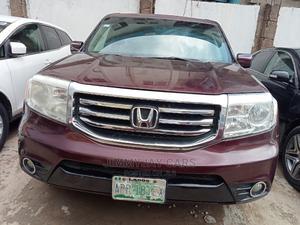Honda Pilot 2012 Red   Cars for sale in Lagos State, Ikeja