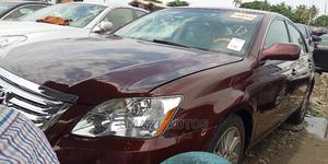 Toyota Avalon 2008 Red | Cars for sale in Lagos State, Apapa