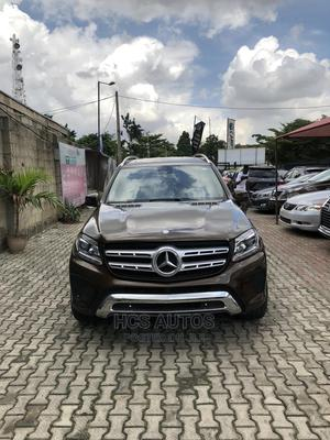 Mercedes-Benz GLS-Class 2017 GLS450 4Matic Brown | Cars for sale in Lagos State, Magodo