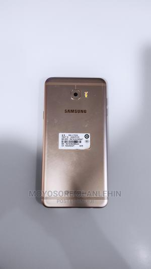 Samsung Galaxy C7 Pro 64 GB Gold | Mobile Phones for sale in Oyo State, Ibadan