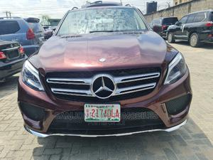 Mercedes-Benz M Class 2013 ML 350 4Matic Red | Cars for sale in Lagos State, Lekki