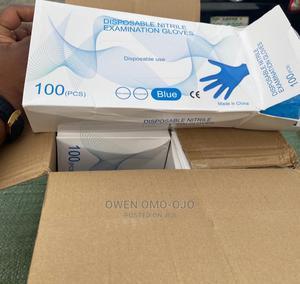 Nitrile Powder-Free Gloves | Medical Supplies & Equipment for sale in Lagos State, Lekki
