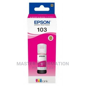 EPSON Ink 103 Magenta | Accessories & Supplies for Electronics for sale in Lagos State, Ikeja