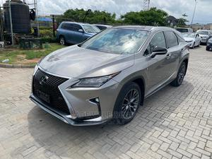 Lexus RX 2018 350 F Sport AWD Gray | Cars for sale in Lagos State, Lekki