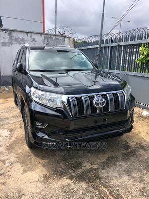 Toyota Land Cruiser Prado 2018 4.0 Black | Cars for sale in Lagos State, Maryland