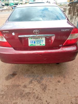 Toyota Camry 2007 Red   Cars for sale in Enugu State, Udi