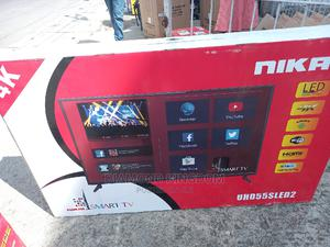 Nika Smart Led Television 2 Years Warranty | TV & DVD Equipment for sale in Lagos State, Mushin