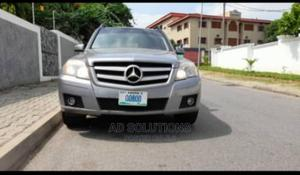 Mercedes-Benz GLK-Class 2011 350 4MATIC Gray | Cars for sale in Lagos State, Lekki