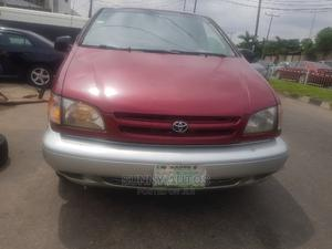 Toyota Sienna 2003 Red   Cars for sale in Lagos State, Ikeja