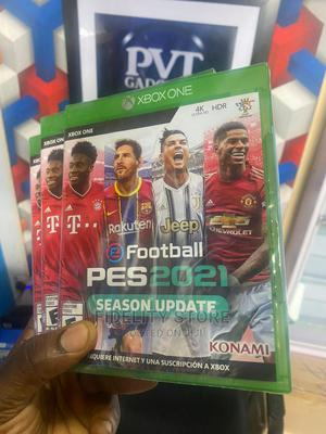 Xbox One-Xbox One Series X Pes21   Video Games for sale in Lagos State, Ikeja
