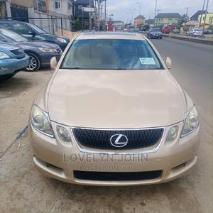 Lexus GS 2006 Gold | Cars for sale in Rivers State, Port-Harcourt