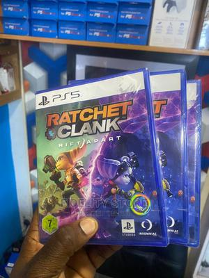 Ps5 Ratchet and Clank Rift Apart | Video Games for sale in Lagos State, Ikeja