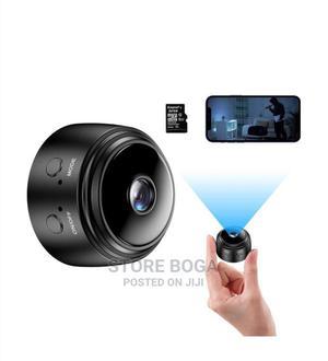 Mini HD Security Hidden Camera   Security & Surveillance for sale in Lagos State, Lekki